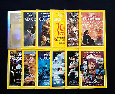 National Geographic Inglese Completo 1988 con inserti ghosts of war lemurs