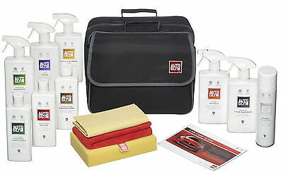 VP9SBWI AutoGlym The Collection Perfect Bodywork Wheels & Interiors Car Care Kit
