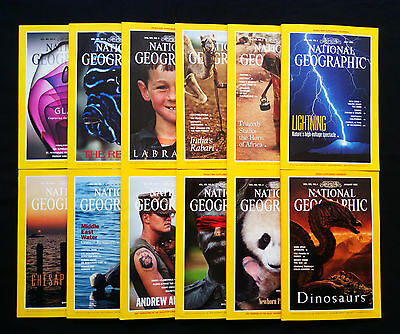 National Geographic Inglese Completo 1993 con inserti dinosaurs lightning