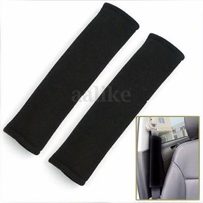 1 Pair Car Safety Seat Belt Shoulder Comfortable Pads Cover Cushion Harness Pad