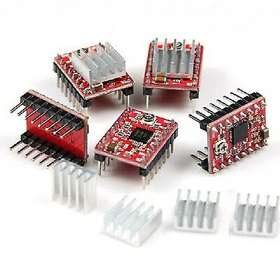 A4988 Driver Module StepStick Stepper Motor Driver For Reprap Prus 3D Printer