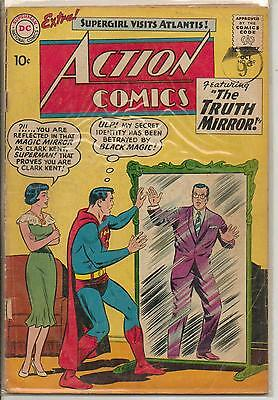 DC Comics Action Comics #269 October 1960 G