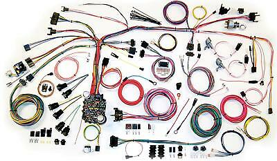 67 68 chevy camaro classic update american autowire wiring harness american autowire classic update series wiring harness kit 500661