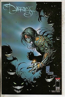 Image Comics Darkness #8 October 1997 Top Cow NM