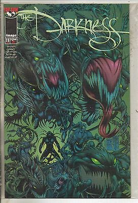Image Comics Darkness #11 January 1998 Keown Variant Top Cow NM