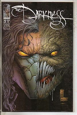 Image Comics Darkness #4 May 1997 Top Cow NM