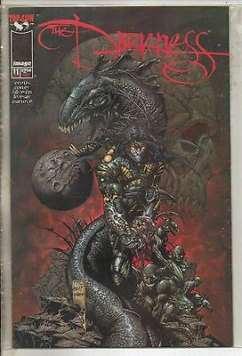 Image Comics Darkness #11 January 1998 Finch Variant Top Cow NM