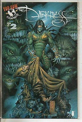 Image Comics Darkness #2 January 1997 Top Cow VF