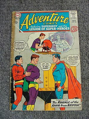 "Adventure Comics #320 (1964) ""Revenge of the Knave From Krypton!"" * DC Comics *"