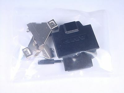 5787191-1 TE Connectivity Connector Backshell 68Pos w/ Jackscrew Kit .8 Champ
