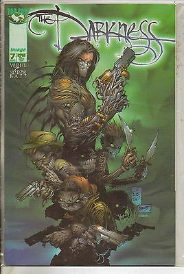 Image Comics Darkness #7 August 1997 Top Cow NM