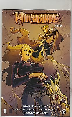 Image Comics Witchblade #183 July 2015 Variant A 1St Print Nm