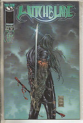 Image Comics Witchblade #21 March 1998 Top Cow NM