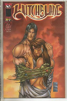 Image Comics Witchblade #20 February 1998 Top Cow NM