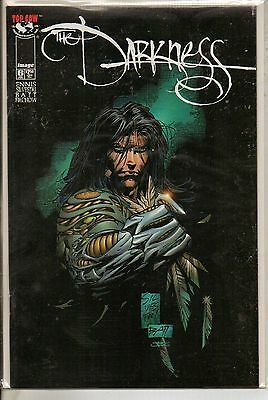 Image Comics Darkness #6 July 1997 Top Cow NM