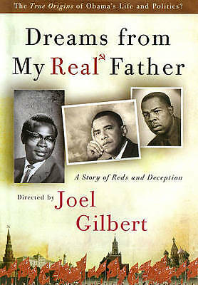 Dreams From My Real Father (DVD, 2012)  FREE SHIPPING
