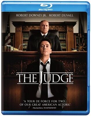 The Judge [New Blu-ray] With DVD, Digitally Mastered In Hd, Dolby, Digital The