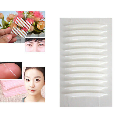 1/2PCS Face Makeup Stealth Eye Double-Fold Eyelid Tapes Sticker