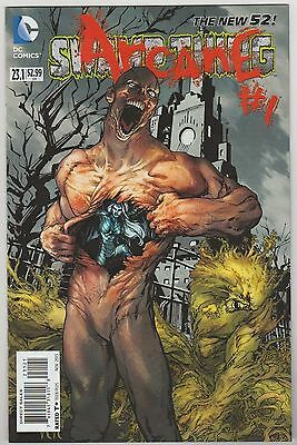 Dc Comics Swamp Thing #23.1 November 2013 New 52 Arcane 1St Print Nm