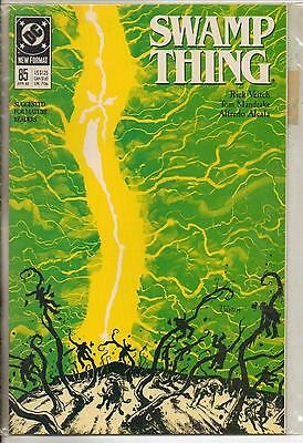 DC Comics Swamp Thing Vol 2 #85 April 1989 Jonah Hex NM