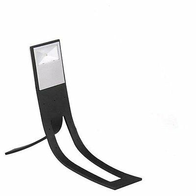 Black Flexible White LED Clip On Reading Book Light Lamp for Amazon Kindle HY