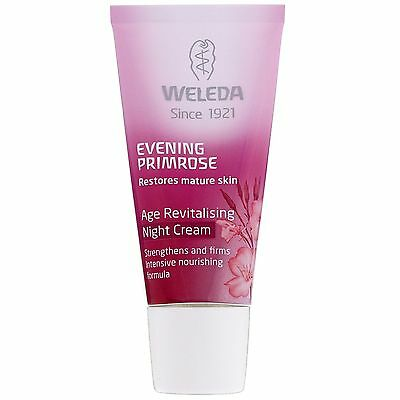Weleda Face Evening Primrose Revitalising Night Cream 30ml