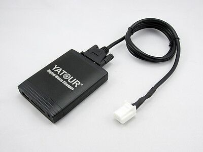 USB SD Adapter AUX In MP3 CD-Wechsler LEXUS 6+6 Pin GS 300 400 430 450h 2004-11
