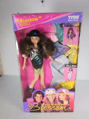 Tyco Blossom Russo Doll From The Hit TV Series 1993 NRFB