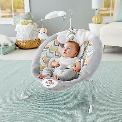 Fisher-Price Sweet Snugapuppy Dreams Deluxe Bouncer 3DAYSHIP
