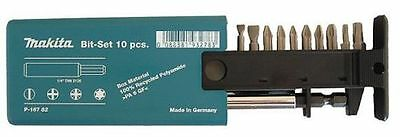 NEW Makita P-16782 Bit-Set 11