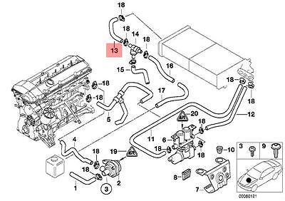 bmw e39 coolant system diagram  bmw  free engine image for
