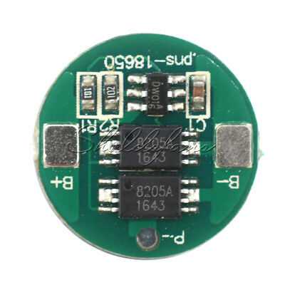 Dual MOS Battery Protection Board for 18650 Lithium Battery AU