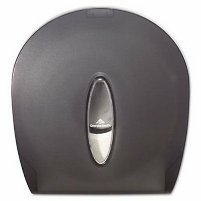 "Georgia Pacific Single Jumbo Jr. 9"" Roll Toilet Paper Dispenser (GPC 590-09)"