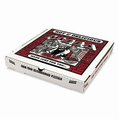 "16"" Pizza Boxes, 50 Boxes (BOX PZCORB16)"