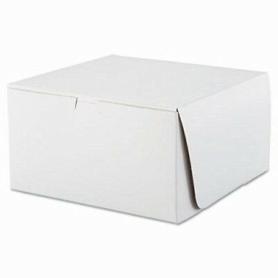 Bakery Box, Cake & Pie Boxes, 10 in. x 10 in. x 5.5 in. (SCH 0977)