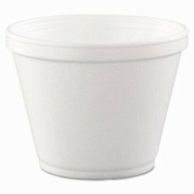 12-oz. Squat Foam Food Container, 500 Containers (DCC 12SJ20)