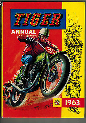TIGER ANNUAL 1963 from Tiger Comic