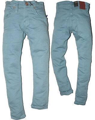 ☼NEU☼ Sweatdenim in Stone Blue v ~CARS Jeans~ Slim Fitting Modell CHIEVO Gr.Wahl