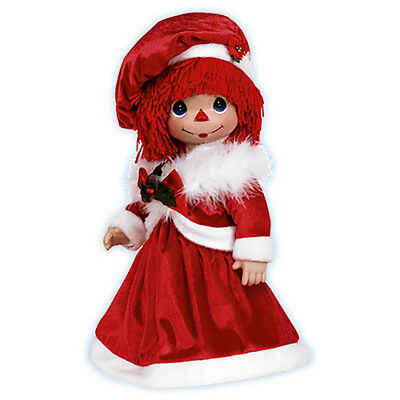 Precious Moments 12 Inch Doll, 'Raggedy Wishes To You', New In Box, 4574