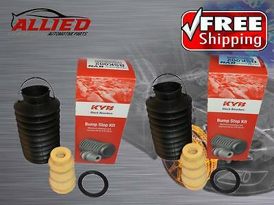 2X Kyb Front Or Rear Bump Stop Kit Bsk002 New Universal Fitment Various Vehicles