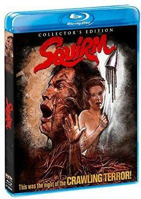 Squirm (Collector's Edition) [New Blu-ray] Collector's Ed, Widescreen