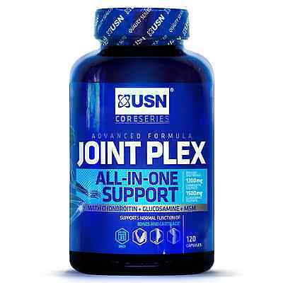 USN Active Joint Support Protection & Joint Injury Inflammation Reliever 120 cap