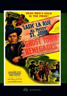 Ghost Town Renegades [New DVD] Manufactured On Demand