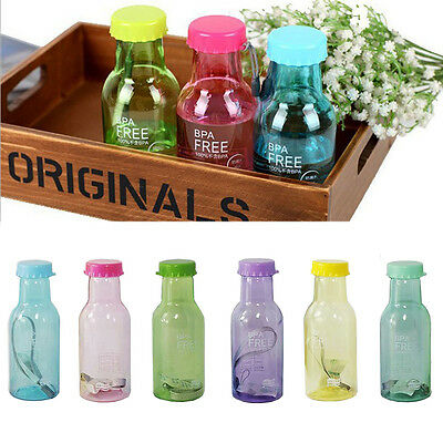 350ML  Water Bottle Leak-proof Unbreakable Portable  Travel Cycling Cup