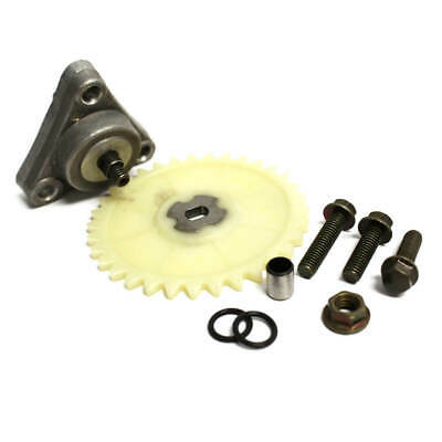 OIL PUMP KIT ASSEMBLY FOR 50cc QMB139 ENGINES *THAT USE THE 33 TOOTH OIL PUMP*