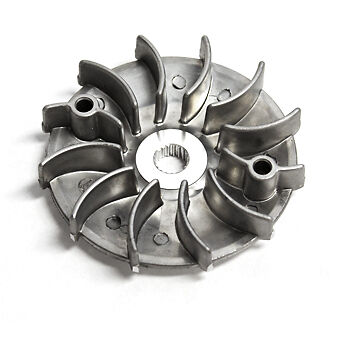 VARIATOR DRIVE FACE / PULLEY / FAN FOR SCOOTERS WITH 125cc / 150cc GY6  MOTORS