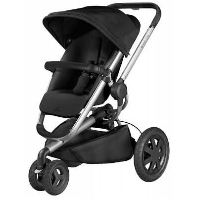 Poussette double Mountain Buggy Duet 2.5 chilli + 2 chambres à air de rechange