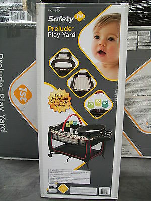 Safety First Prelude Play Yard model PY351BSD