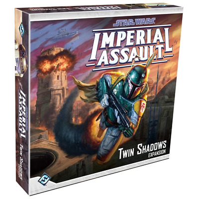 Star Wars Imperial Assault Twin Shadows Expansion Board Game
