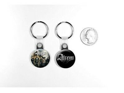 Atreyu Metalcore Alex Varkatzas Long Live Logo Set of 2 Key Chains